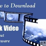 How to Download Facebook Videos without any Third-Party Downloader Software