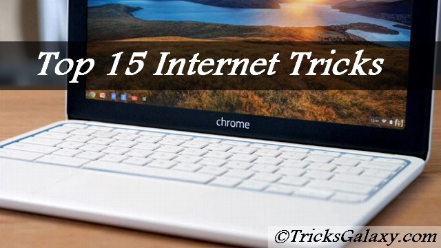 Top Internet Tricks