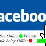 How to Check Online Friends on Facebook while being Offline