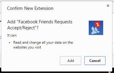 Reject or Accept All Requests at Once