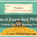 Shorte.st Launched Pop-up Ads – Ultimate Revenue Boosting Feature