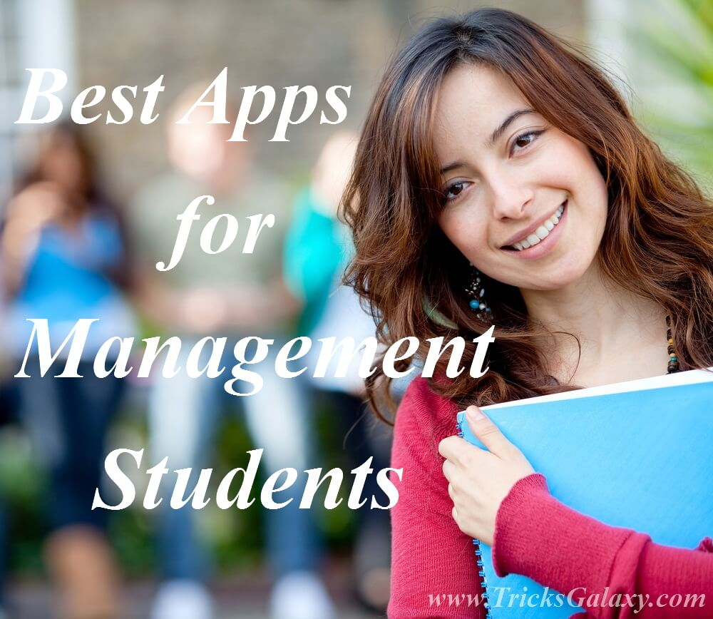 Best Apps for Management Students