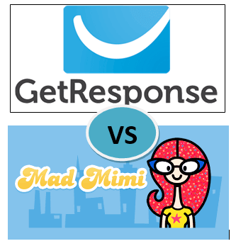 GetResponse Vs Mad Mimi