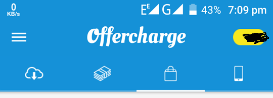 Earn Recharge With OfferCharge