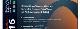 Audials Moviebox 2016: Download or Record Video from Online Streaming Services