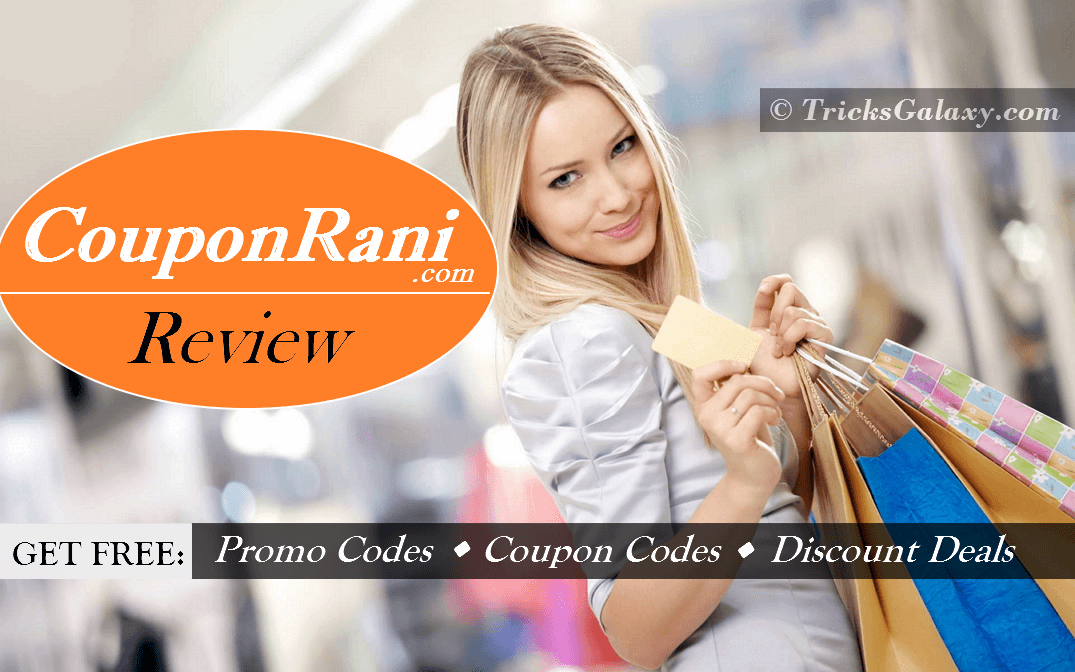 CouponRani Review
