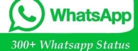 Whatsapp Status 2015