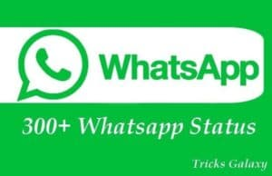 Whatsapp Status 2015