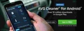 AVG Memory & Cache Cleaner