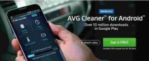 AVG Memory & Cache Cleaner