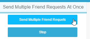 Send Unlimited Fb Friend Requests