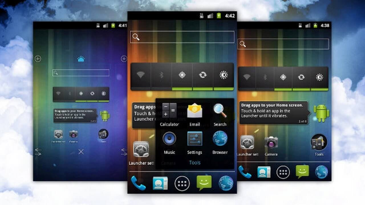 Holo Launcher for Android
