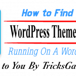 Tricks to Find Any WP Theme Name running on a WordPress Site/Blog