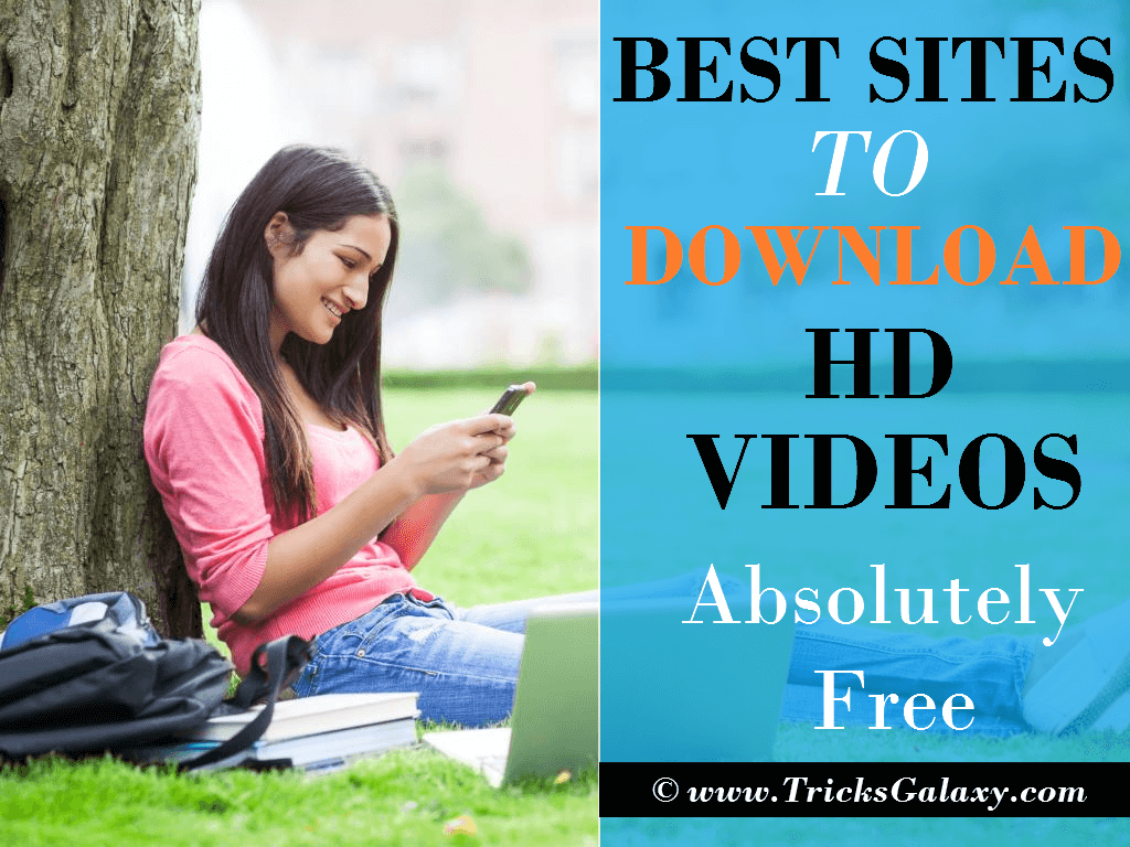Best Sites to Download HD Video Absolutely Free