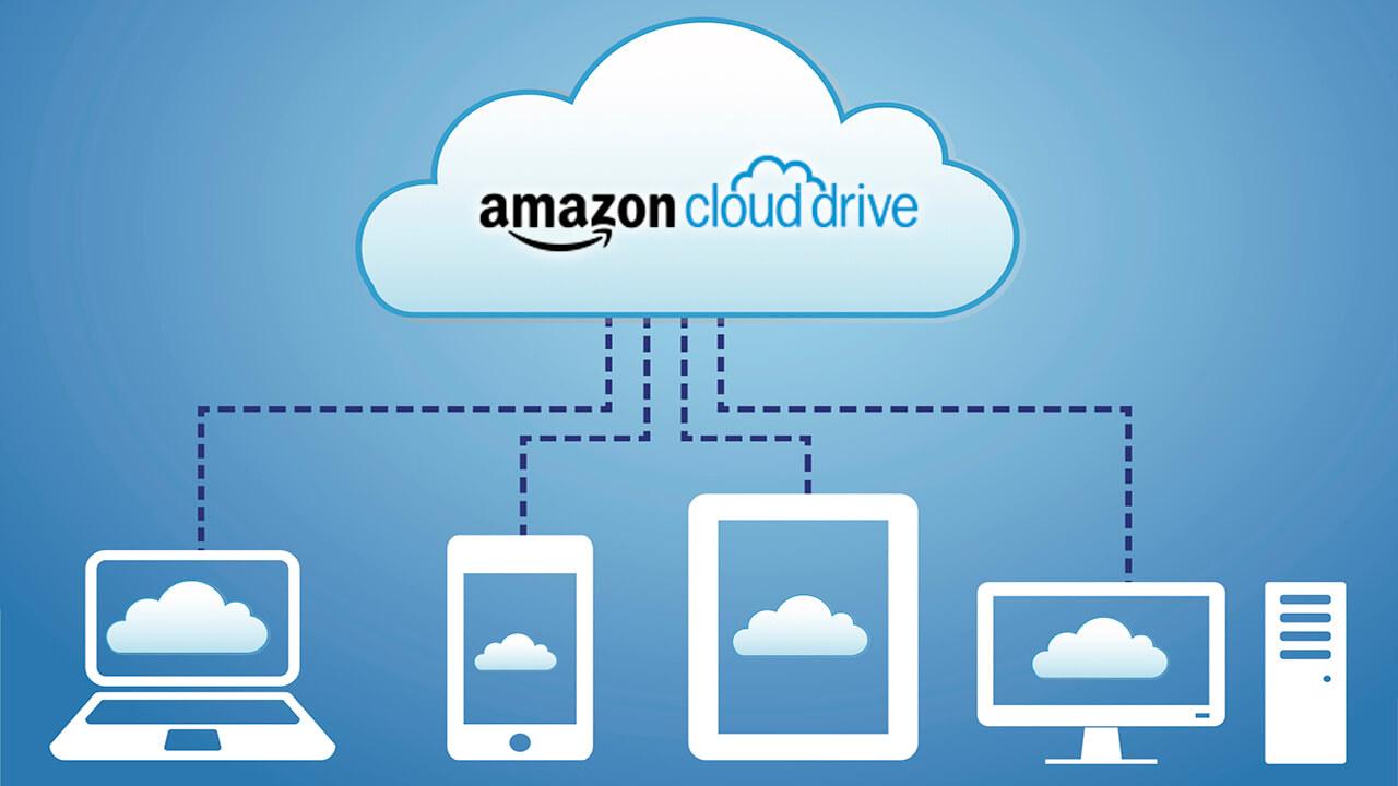 Amazon Cloud Drive Cloud Storage Free