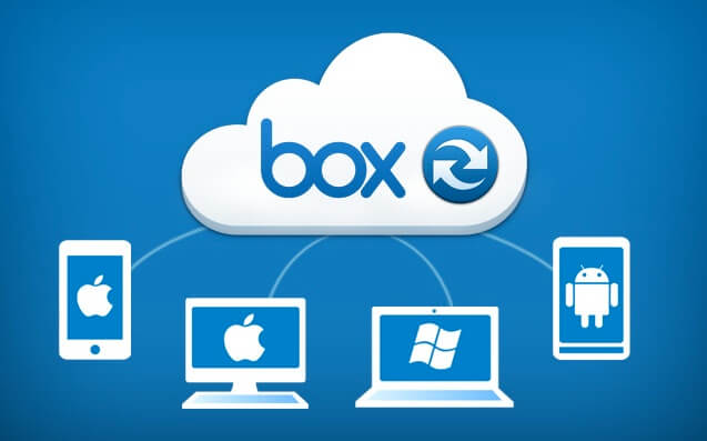 Box Cloud Storage 2017