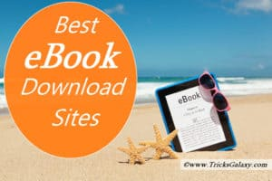 eBook Download Sites for Free