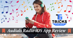 Audials Radio iOS App Review
