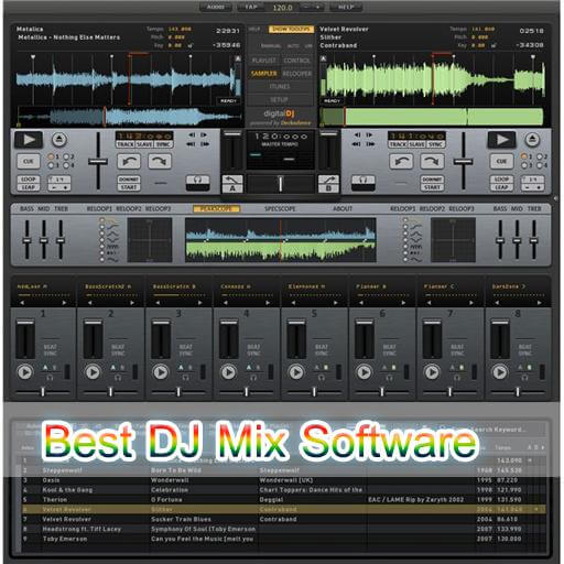 Top 10 Best Dj Mixer App For Android For Free Latest