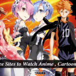 10 Best Sites to Watch Anime & Cartoon Online 2017 {Top}
