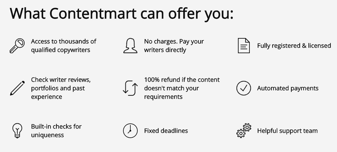 ContentMart Offers