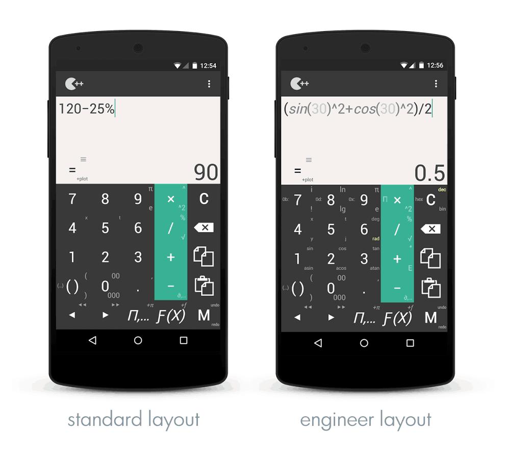 Calculator ++ Calculator App