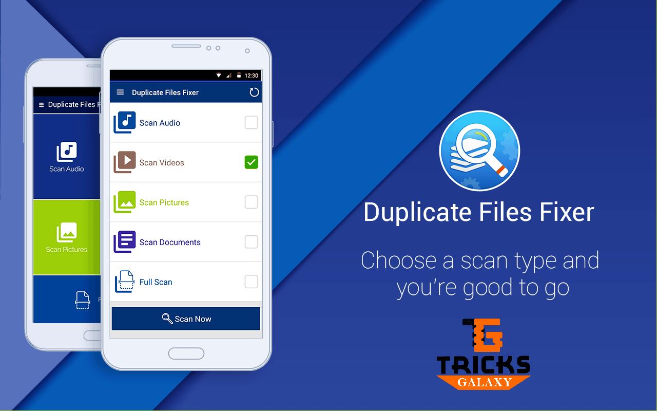 Duplicate Files Fixer APK APP Download