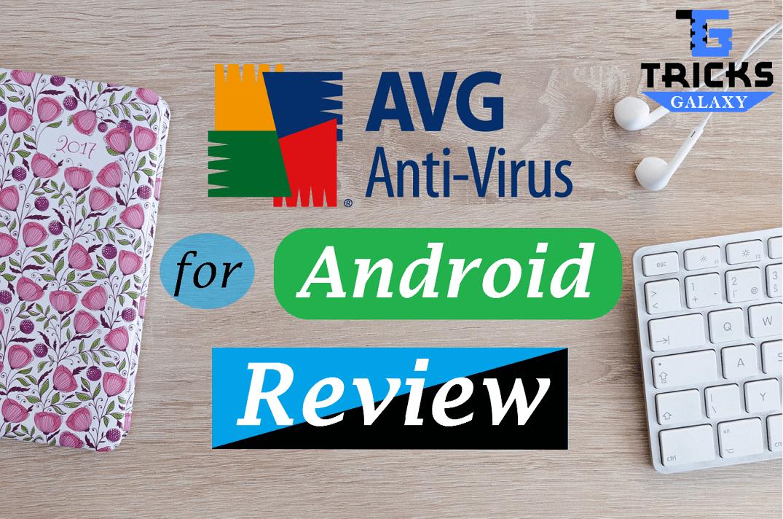 AVG Antivirus FREE for Android