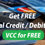 Top 10 Best VCC Provider to Get FREE Virtual Credit/Debit Card Online