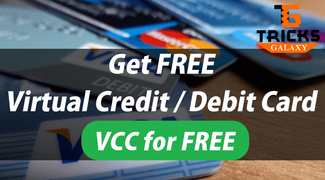 10 Best Virtual Credit Card Providers For Free Vcc Online 2018