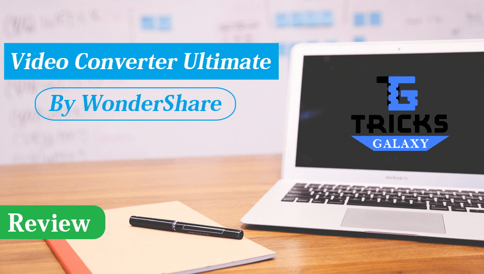 Video Converter Ultimate by WoderShare