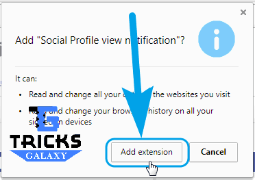 Who Viewed my Facebook Profile Extension