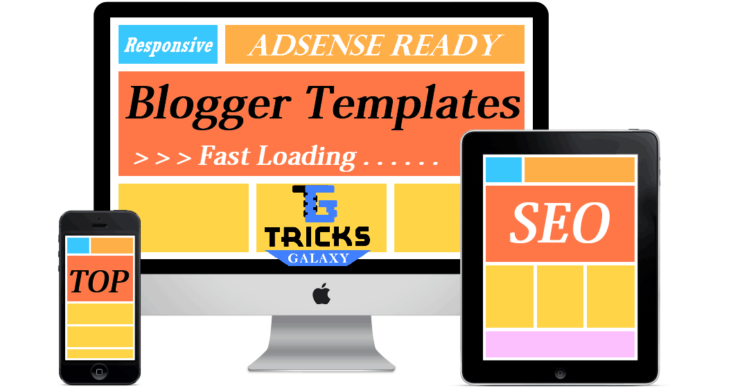 SEO Optimized AdSense Ready Blogger Templates
