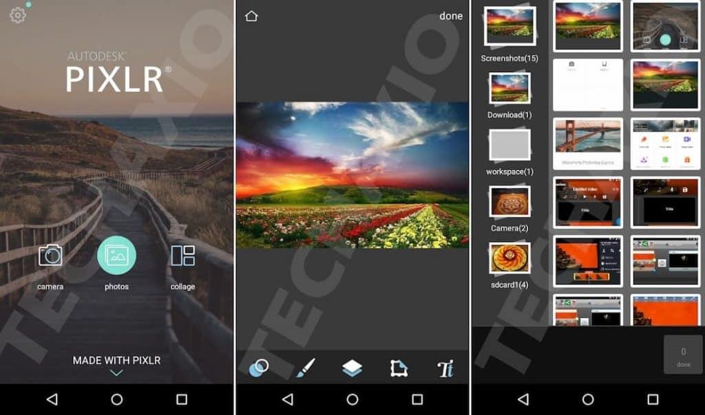 Pixlr – Free Photo Editor App