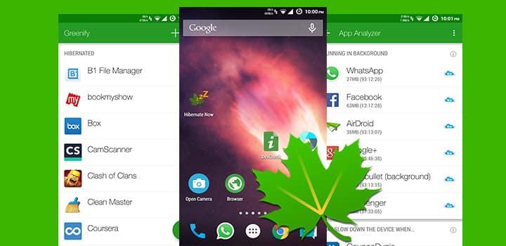 Greenify App Xposed Module