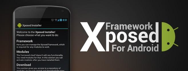 Xposed Framework APK App