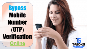 Bypass Mobile Number OTP Verification