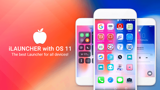 iLauncher i11 for Android