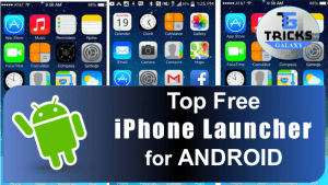 iPhone Launcher for Android