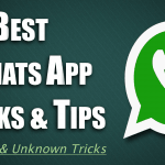Top 40 Best WhatsApp Tricks & Tips 2018 – Secrets & Unknown WA Trick