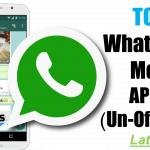 Top 10 UnOfficial WhatsApp MOD Apk Download for Android (2018)