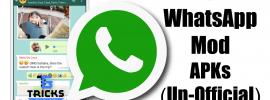 Top WhatsApp Mod Apk
