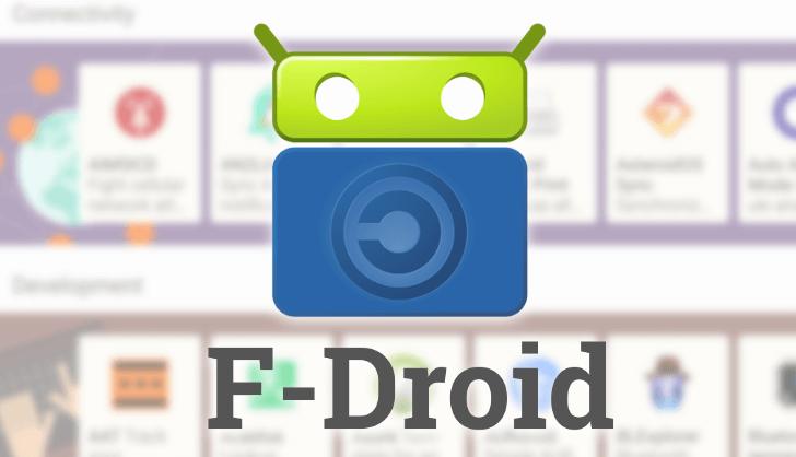 F-Driod AppStore App