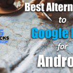 Top 10 Best Google Map Alternative App for Android (2018 Edition*)