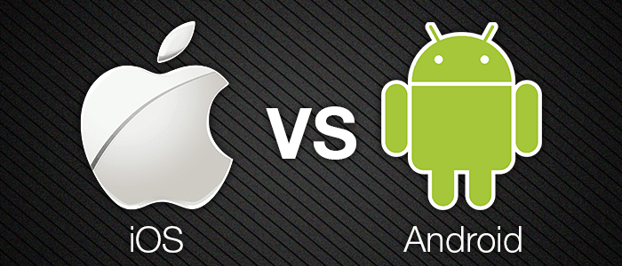 Android vs iOS OS