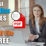 10 Best Free PDF Editor Sites to Edit PDF Online (2018)