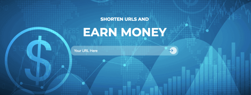 ClicksFly URL Shortener Make Money
