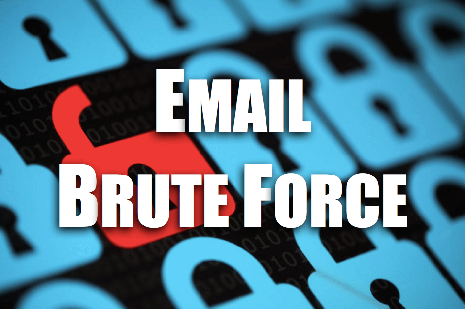Spammer Get Email ID via Email Brute Force