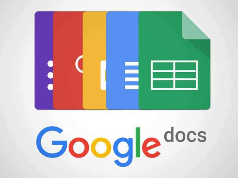 Google Docs Best MS Office Alternative