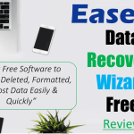 Recover Deleted Files using EaseUS Data Recovery Wizard on Windows/Mac for Free